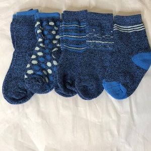 ❤️Kids 5 pairs of socks. Assorted patterns